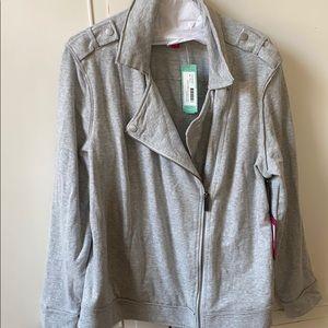 {Brand New} Sweatshirt Jacket